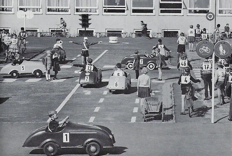 Verkehrs- und Mobilitätserziehung: Ein historischer Rückblick
